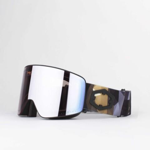 Electra Origami E-silver goggle