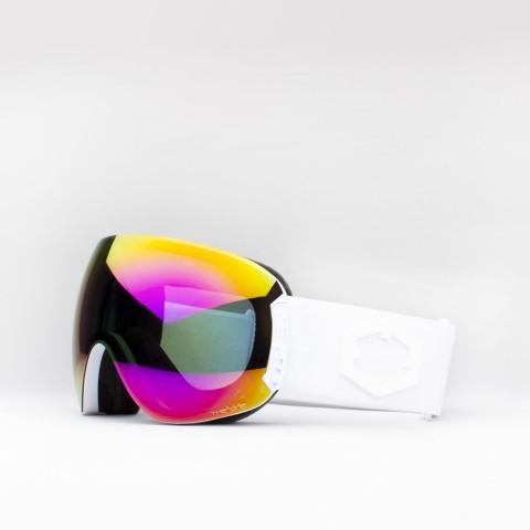 Open White The One Loto goggle