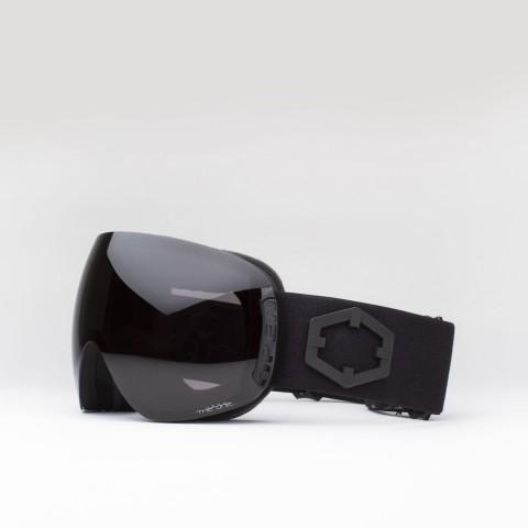 Open Black The One Nero goggle