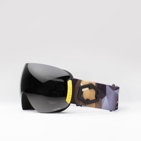Open Origami The One Nero goggle