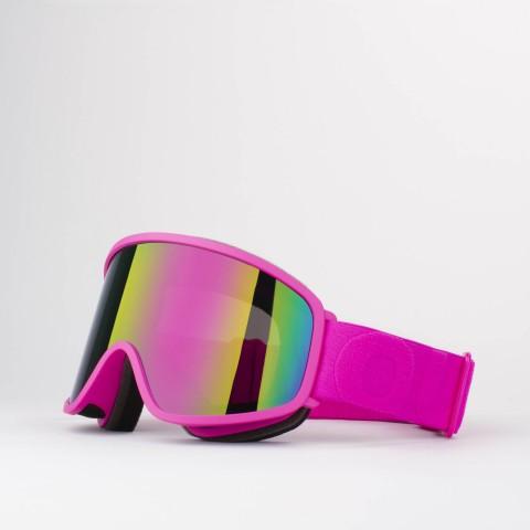 Flat Violet Violet MCI goggle