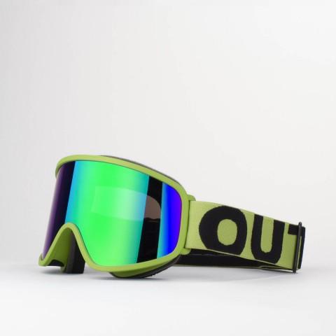 Flat Military Green MCI goggle