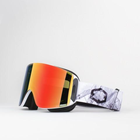 Katana Homespot Red MCI goggle