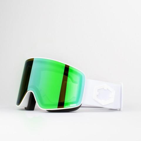 Brille Void White Green MCI