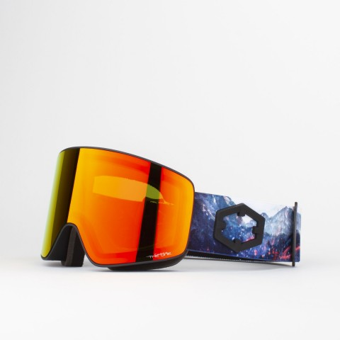 Void Sparks The One Fuoco goggle