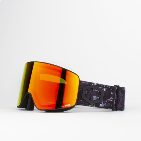 Brille Void Motherboard Red MCI