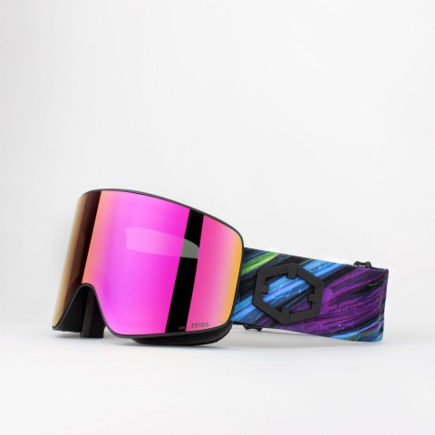 Brille Void Orbit Violet MCI