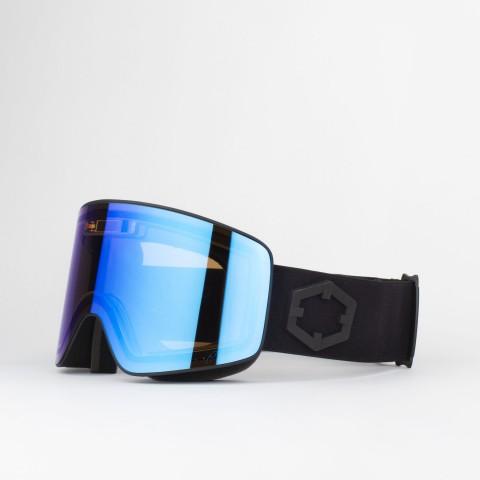 Electra Black E-blue goggle
