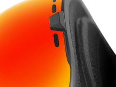 Right side Out Of Eyes ski goggle detail