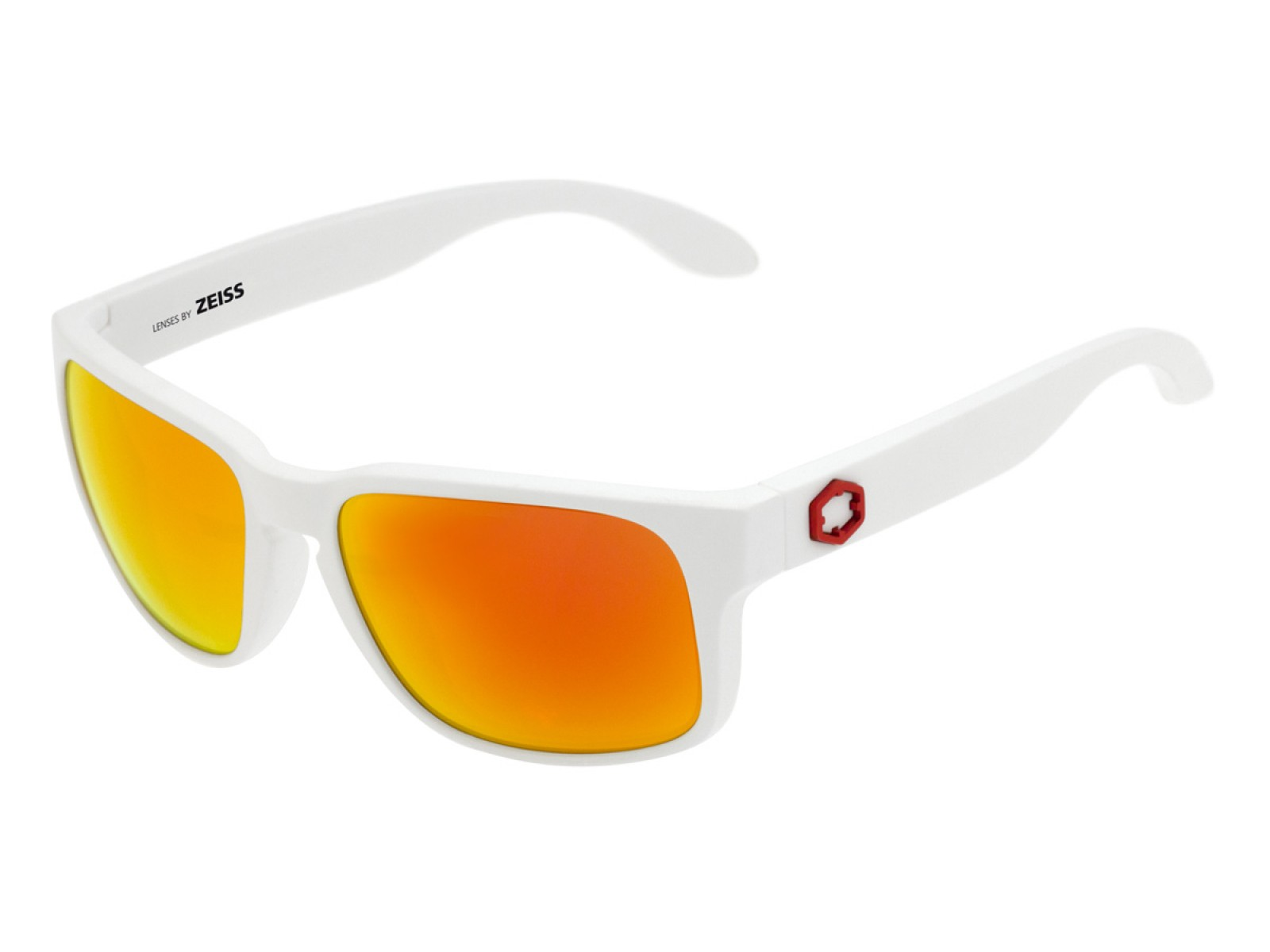 SWORDFISH COLOR WHITE LENSES RED MCI