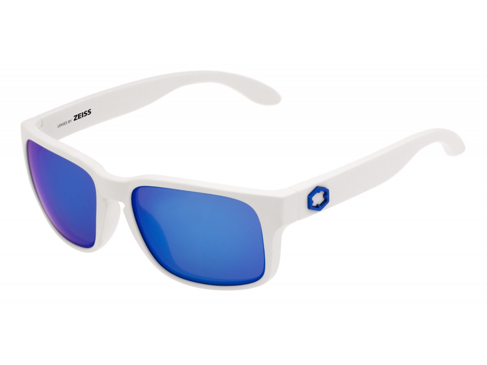 SWORDFISH COLOR WHITE LENSES BLUE MCI