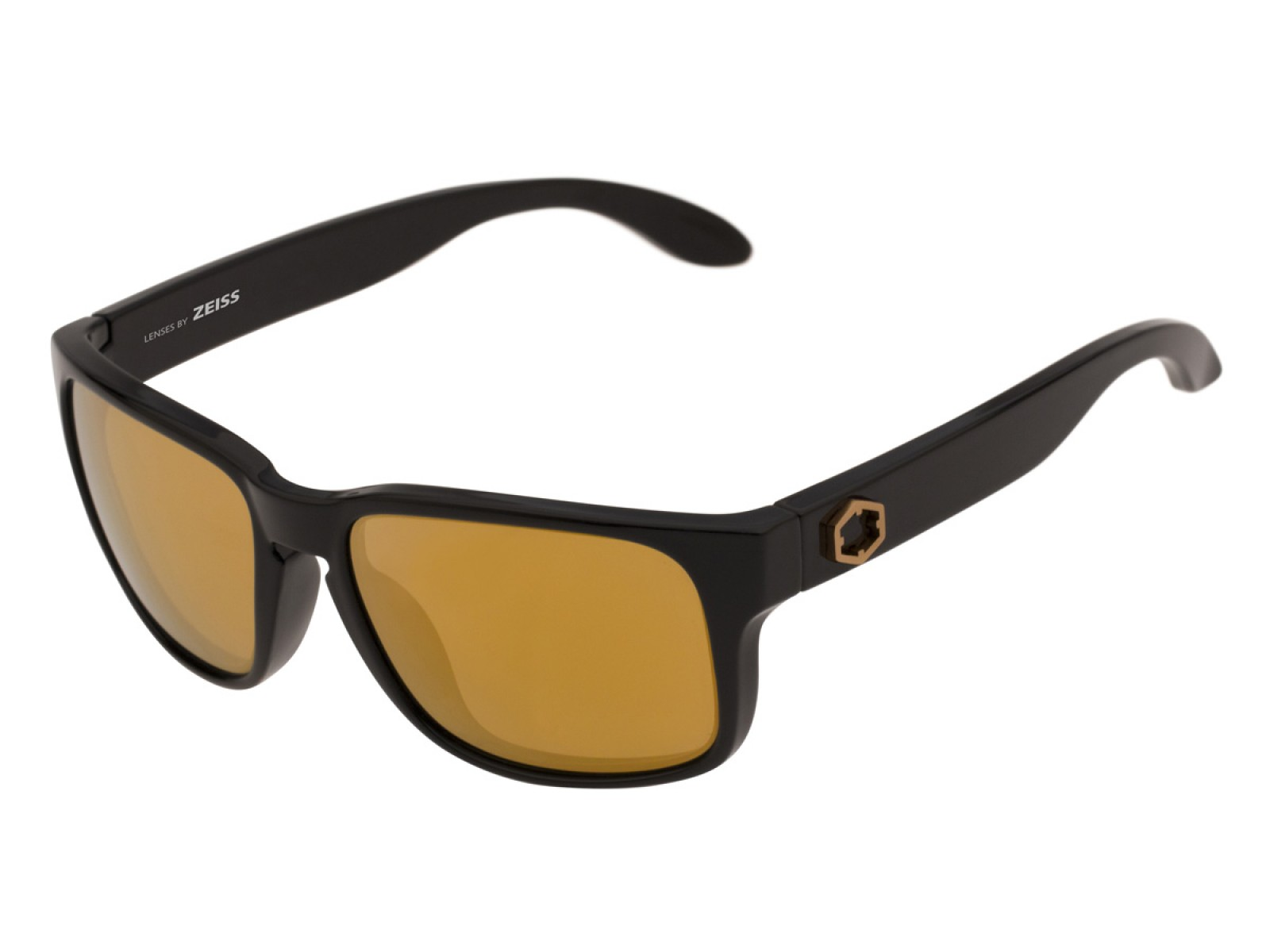 SWORDFISH COLOR GLOSSY BLACK LENSES GOLD24 MCI