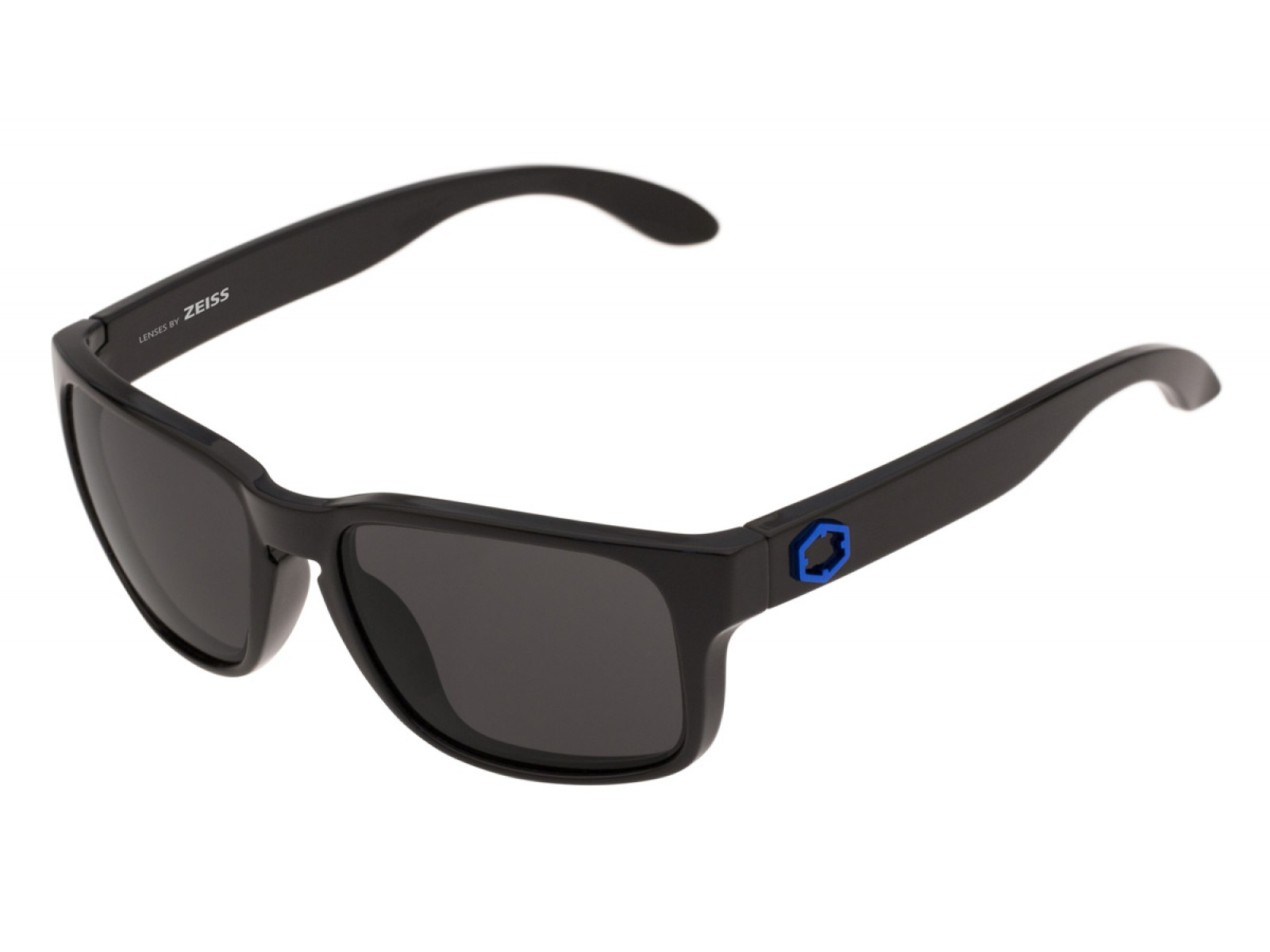 SWORDFISH COLOR GLOSSY BLACK LENSES POLARIZED