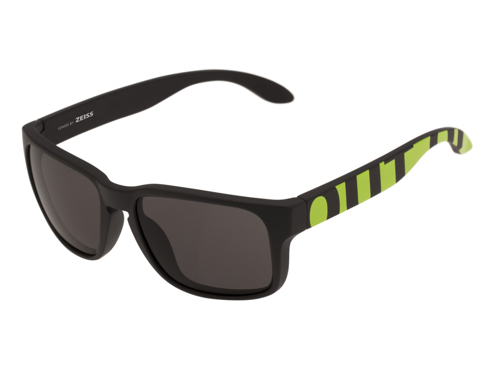SWORDFISH COLOR BLACK GREEN LENSES POLARIZED