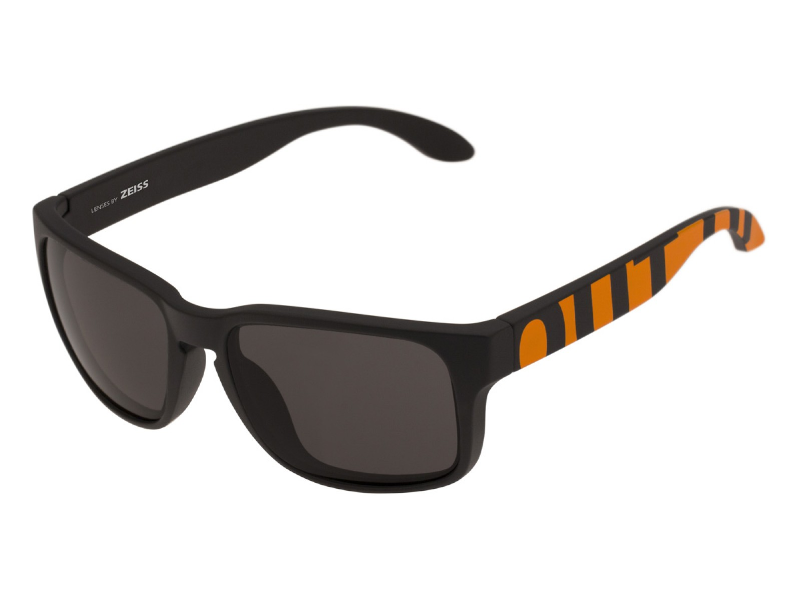SWORDFISH COLOR BLACK-RED LENSES POLARIZED