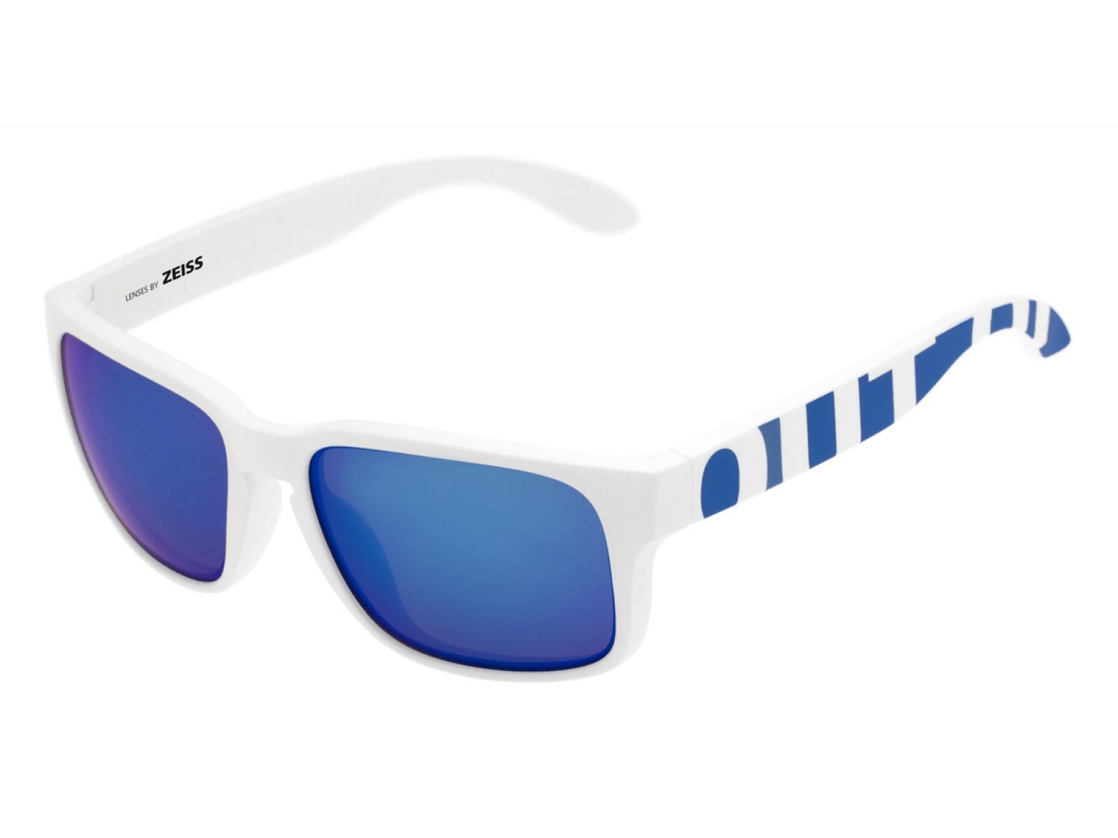 SWORDFISH COLOR WHITE BLUE LENSES BLUE MCI