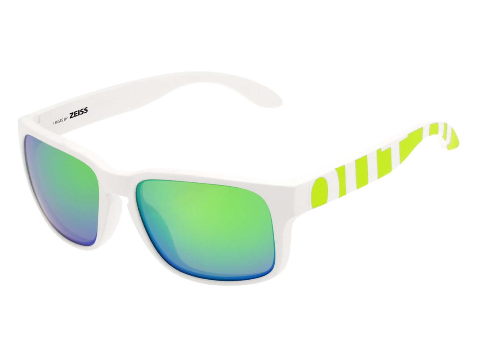 SWORDFISH COLOR WHITE-GREEN LENSES GREEN MCI