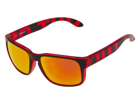 SWORDFISH COLOR RED TRANSPARENT LENSES RED MCI