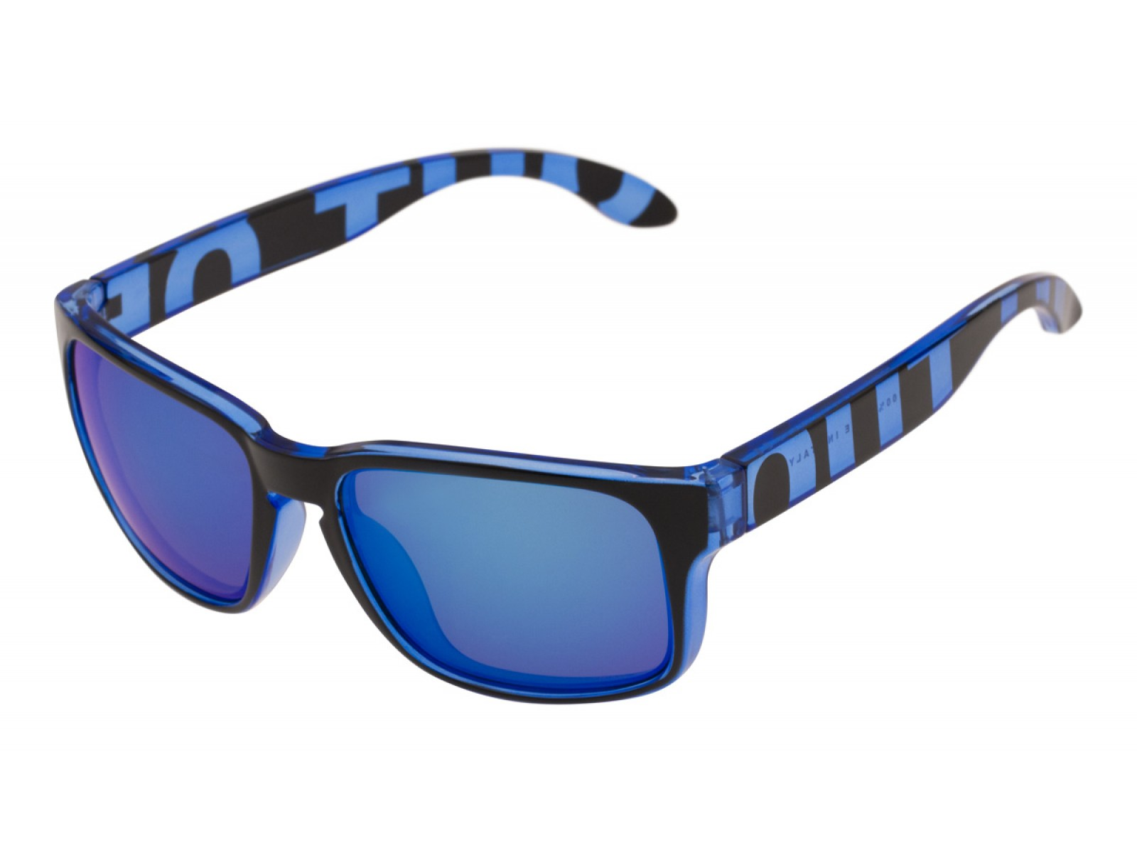 SWORDFISH COLOR BLUE TRANSPARENT LENSES THE ONE GELO