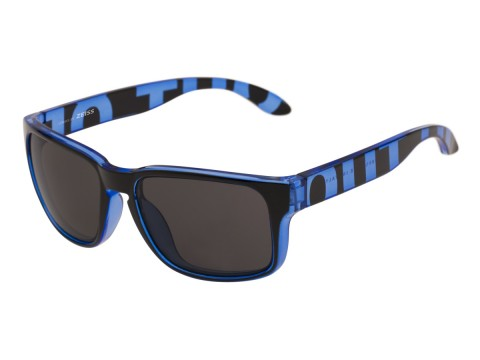 SWORDFISH COLOR BLUE TRANSPARENT LENSES SMOKE