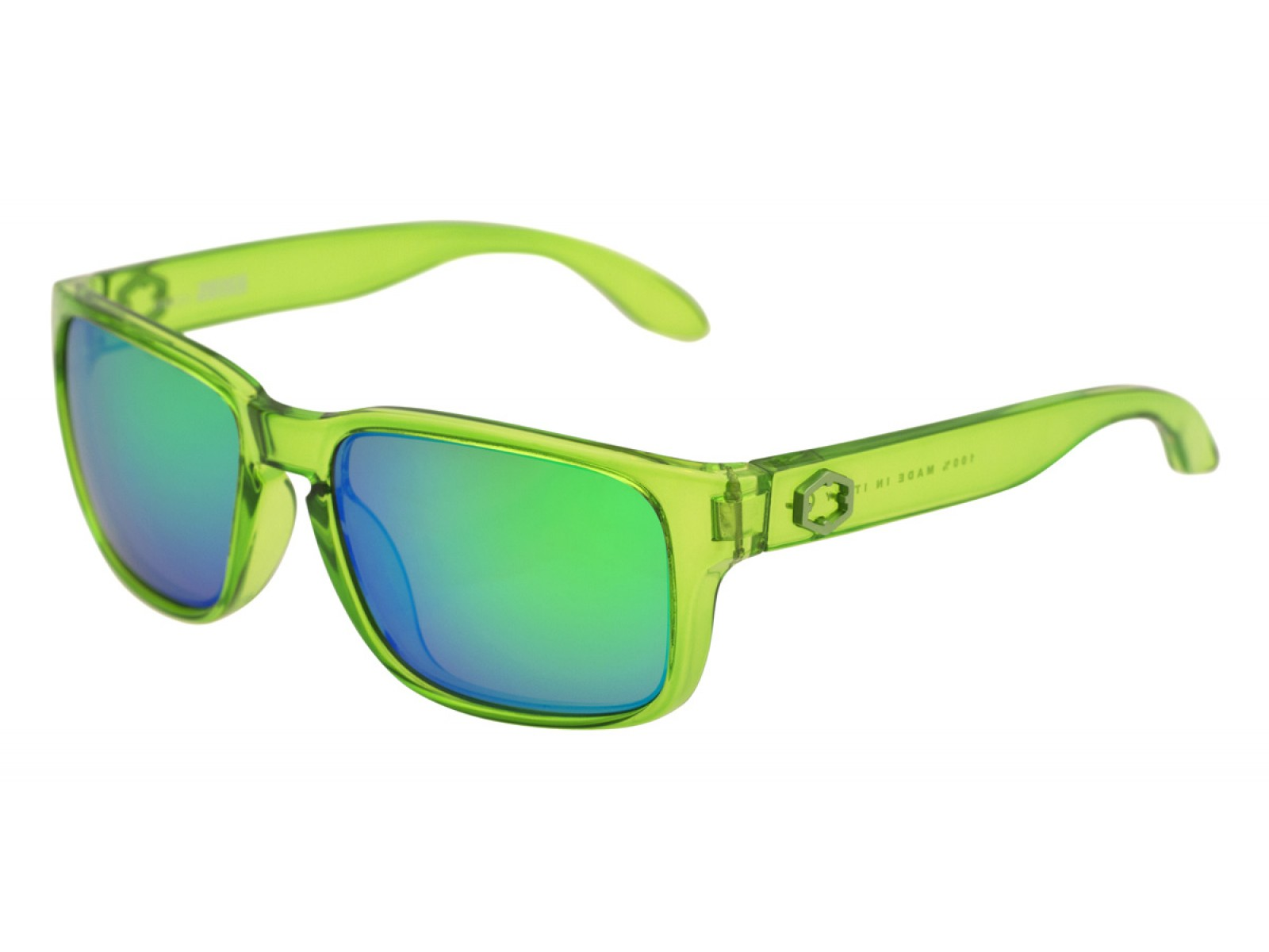 SWORDFISH COLOR GREEN TRANSPARENT LENSES THE ONE QUARZO