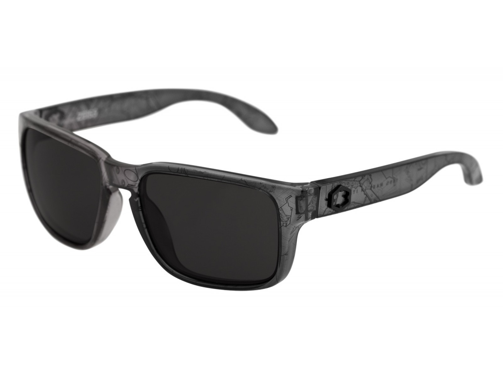 SWORDFISH COLOR BLACK BOT LENSES POLARIZED