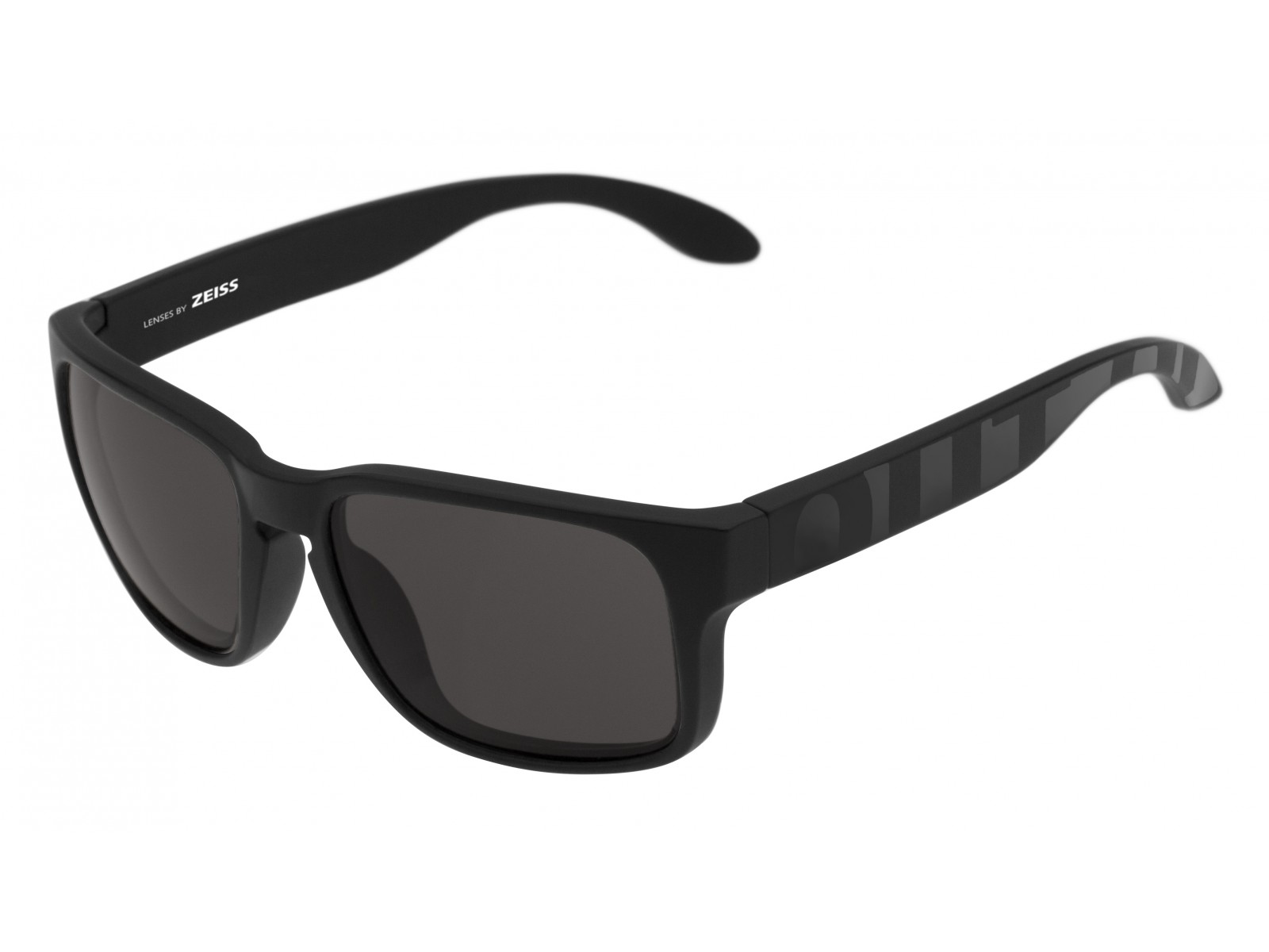 SWORDFISH COLOR BLACK MATT-GLOSSY LENSES SMOKE
