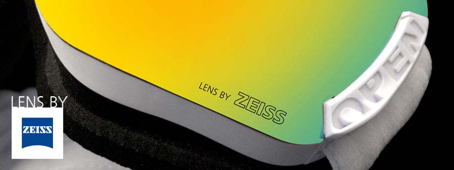 Out of zeiss cobranding