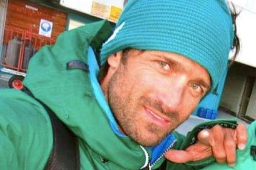 Fulvio Cimarolli has been one of the best snowboarders in Italy and an Out Of athlete. He is now affected by ALS