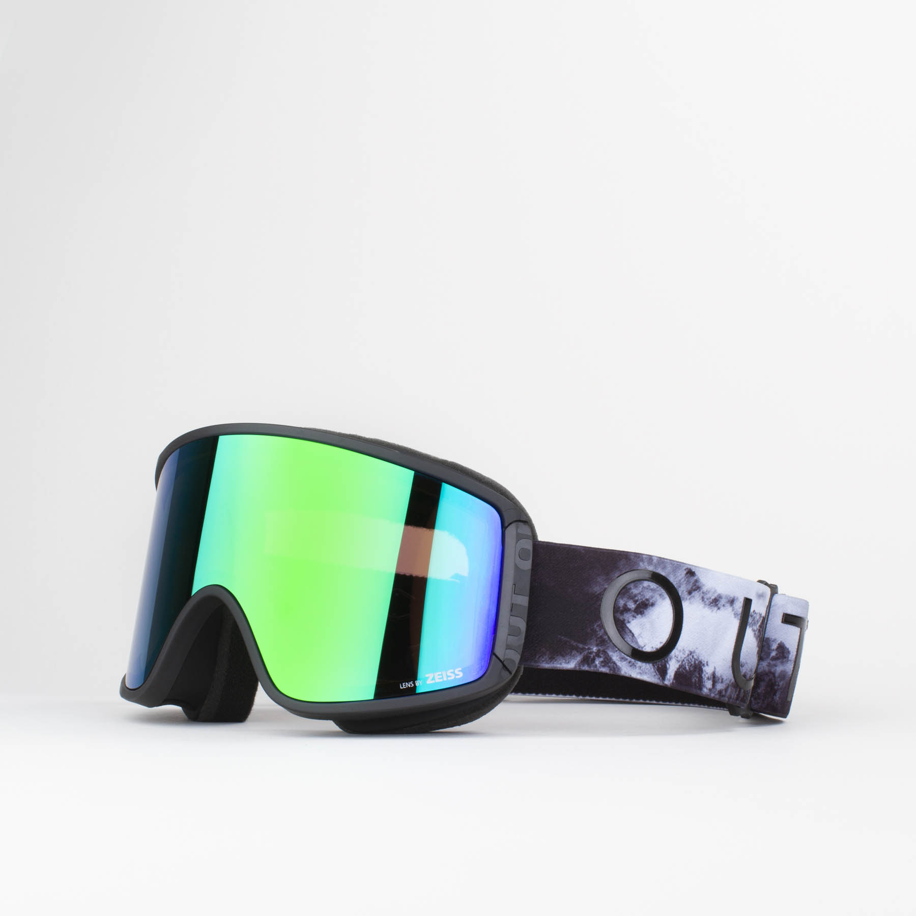 Shift Tempesta Green MCI goggle