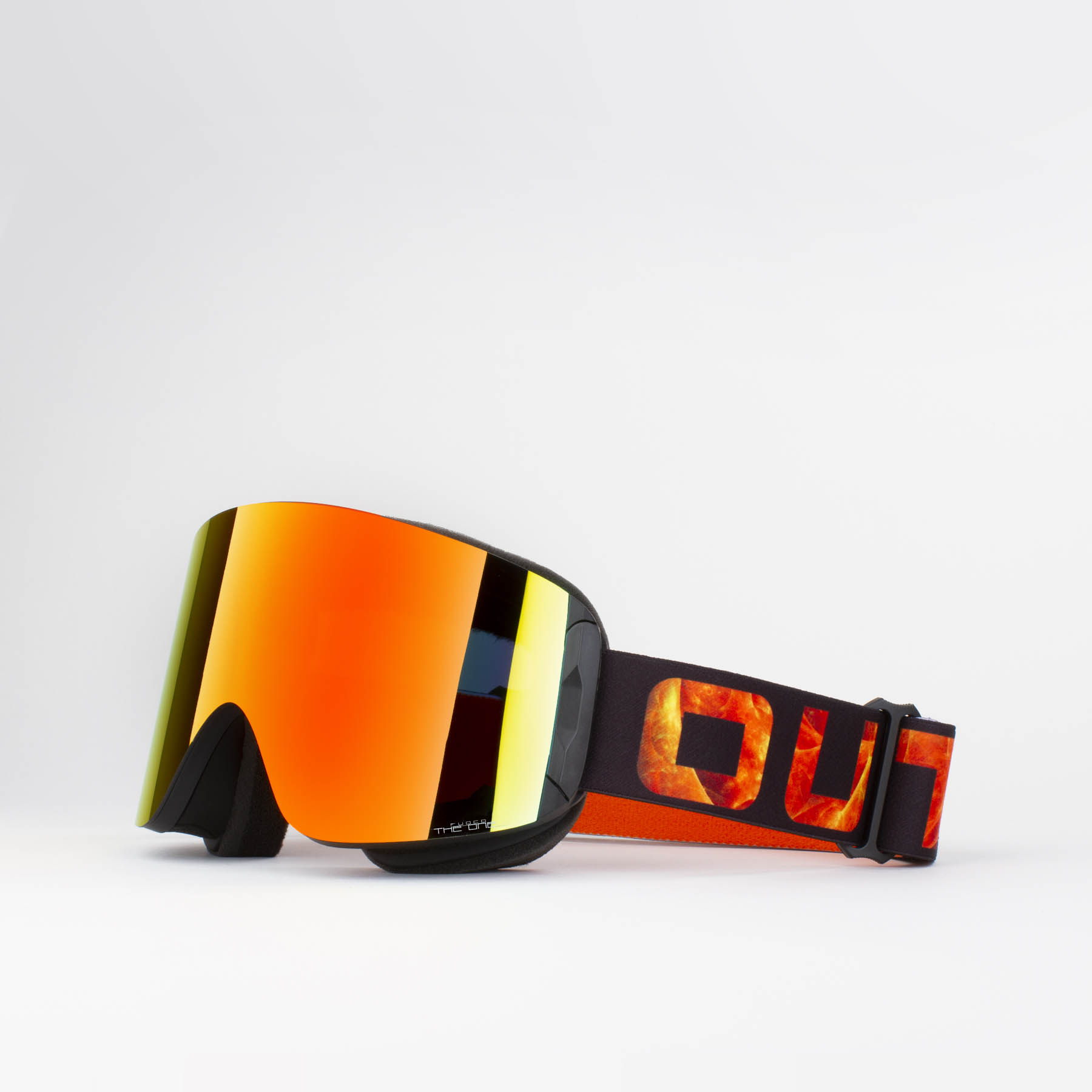 Katana Vulcano The One Fuoco goggle